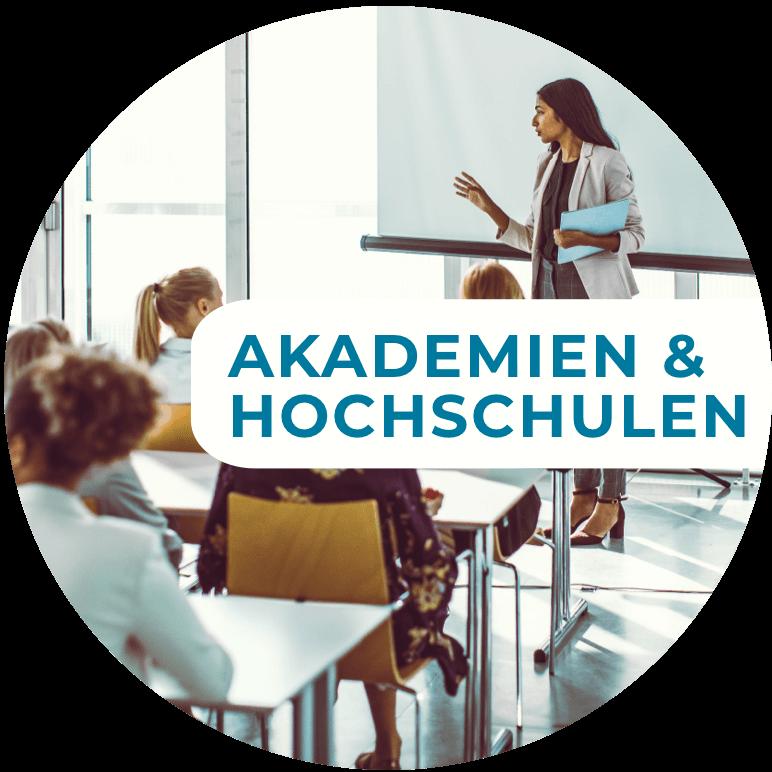 Akademien und Hochschulen – Akademische Bildung