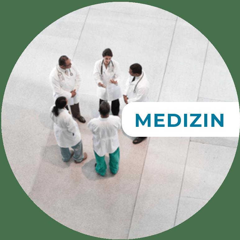 Medizin – Inkasso für die medizinische Branche