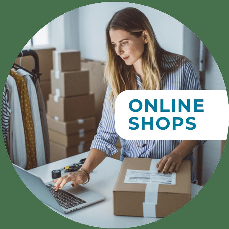 Online-Shops – Collection for online shops