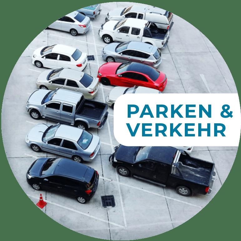 Parken & Verkehr – Inkasso für die Branche Verkehr