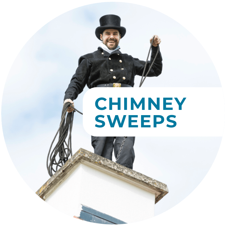 Chimney sweeps – Collection for the chimney sweep trade