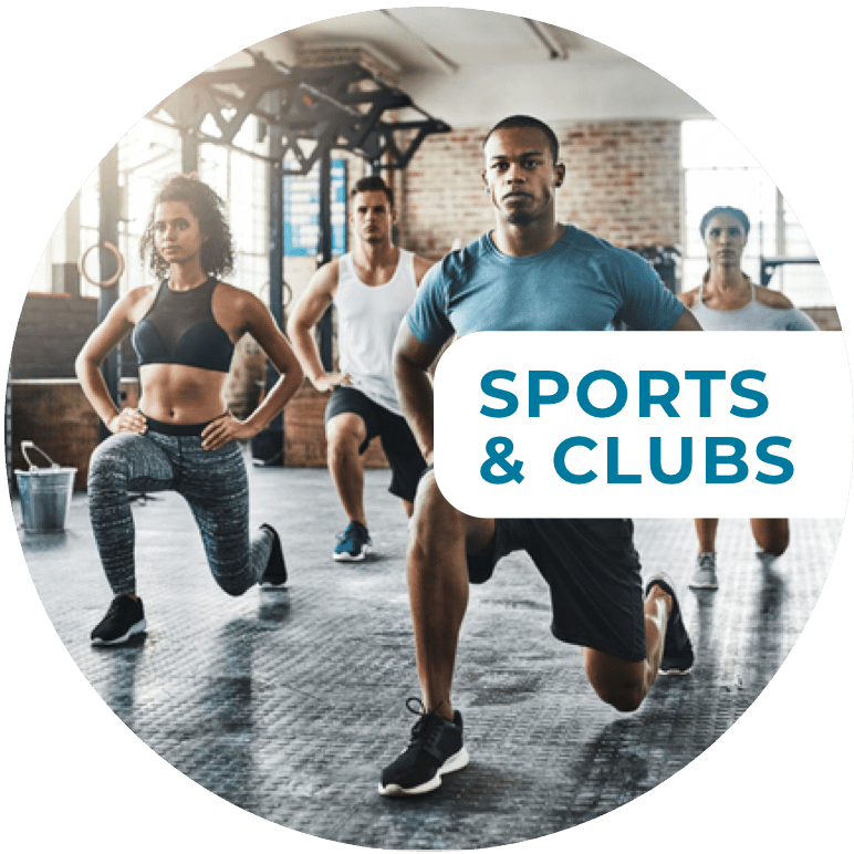 Sports & Clubs – ETI for sports & clubs