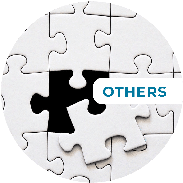 Others – Back office for all industries
